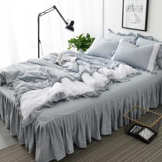 柔らかい シングル 3点セット 肌触り 四季通用 掛け布団カバー ベッド用セット