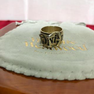 ヴィヴィアンウエストウッド(Vivienne Westwood)のVW ヴィヴィアン シルバー925 ベルト リング 正規品(リング(指輪))