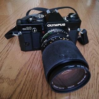オリンパス(OLYMPUS)のカメラ ジャンク品 OLYMPUS OM20(フィルムカメラ)