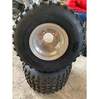 ATV 競技用リアタイヤ