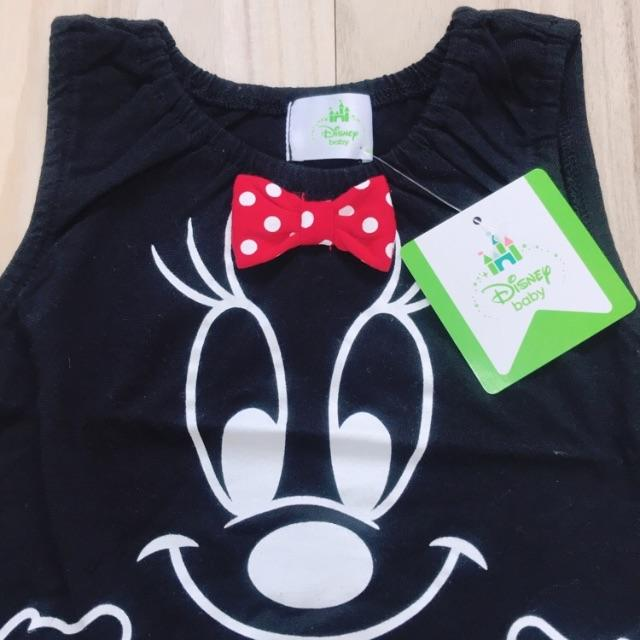 Disney(ディズニー)のNo48☆新品ミニータンクトップ☆ キッズ/ベビー/マタニティのベビー服(~85cm)(タンクトップ/キャミソール)の商品写真