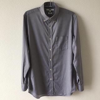 ユニクロ(UNIQLO)のユニクロ メンズ ビジネスシャツ カッターシャツ S(シャツ)