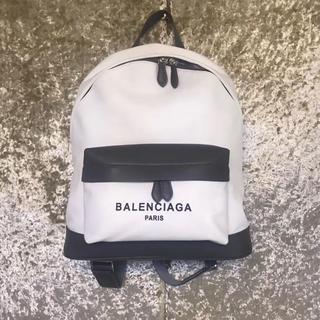 Balenciaga - 大人気バレンシアガ  キャンバスバックパック 男女兼用