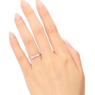 ポンテヴェキオ(PonteVecchio)のポンテヴェキオ k18  リボンリング(リング(指輪))