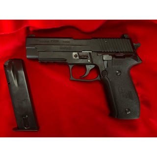 タナカ SIG P226レールドフレーム モデルガン(エボリューション)
