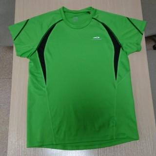 ティゴラ(TIGORA)の【中古】TIGORA スポーツウェアー sサイズ グリーン (ウェア)