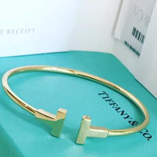 Tiffany & Co. - 【Tiffany&Co.】ナローワイヤーブレスレット