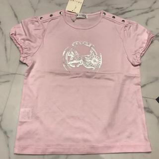 セリーヌ(celine)のセリーヌ 未使用タグ付き 120 トップス Tシャツ カットソー(Tシャツ/カットソー)