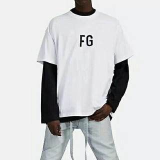 FEAR OF GOD - FOG ESSENTIALS photo tee Tシャツ