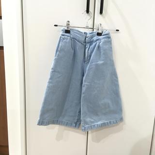 110 GU パンツスカート