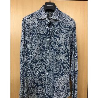 ガネーシュ(GANESH)のyukiさん専用 GANESH ペイズリー柄デザインシャツ (シャツ)