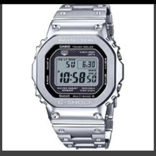 G-SHOCK - 35周年 品薄 シルバー メタル ボディー ⭐︎カシオ G-SHOCK 銀 時計