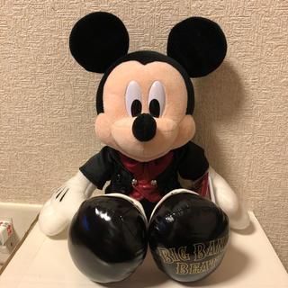 Disney - 新品タグ付き ディズニー BBB ビッグバンドビート ミッキー ぬいぐるみ