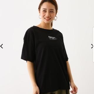 ロデオクラウンズワイドボウル(RODEO CROWNS WIDE BOWL)のロデオクラウンズ NASAコラボTシャツ(Tシャツ(半袖/袖なし))
