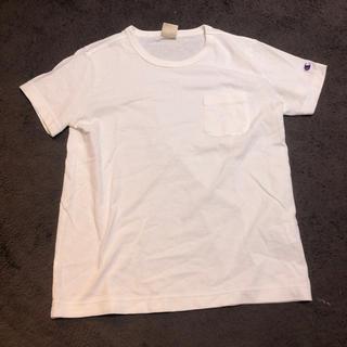 Champion - Champion  ホワイトTシャツ S