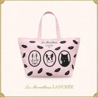 レメルヴェイユーズラデュレ(Les Merveilleuses LADUREE)のLADUREE ハンドバッグ(ハンドバッグ)