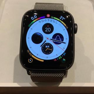 Apple Watch - (純正品) Apple Watch series4 セルラー 44mm
