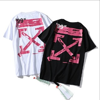 オフホワイト(OFF-WHITE)のOFFWHITE 2セット Tシャツ男女兼用(Tシャツ/カットソー(半袖/袖なし))
