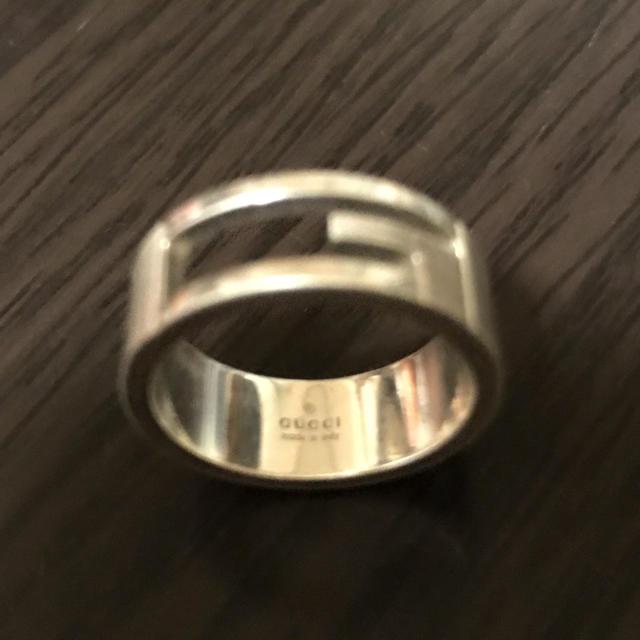 Gucci(グッチ)のGUCCI指輪 メンズ メンズのアクセサリー(リング(指輪))の商品写真