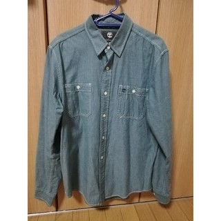 ティンバーランド(Timberland)のティンバーランド デニムシャツ  メンズMサイズ(シャツ)
