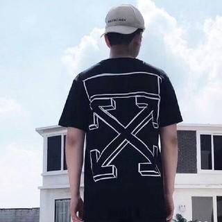 オフホワイト(OFF-WHITE)のOFF WHITE Tシャツ 夏(Tシャツ/カットソー(半袖/袖なし))