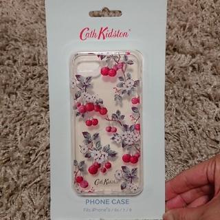 キャスキッドソン(Cath Kidston)の【新品】キャス・キッドソン/iPhoneケース(iPhoneケース)