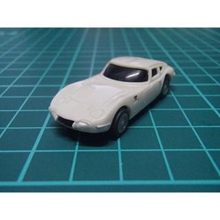 トヨタ(トヨタ)のミニカー トヨタ2000GT プルバック式ゼンマイ(ミニカー)