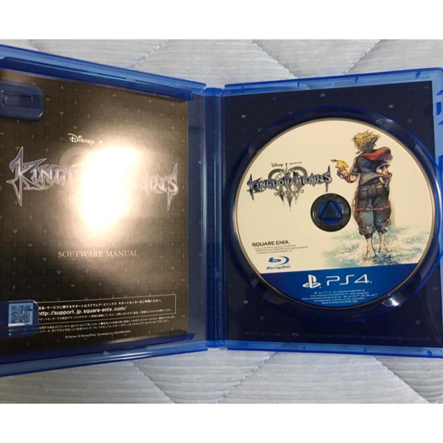 PlayStation4(プレイステーション4)のキングダムハーツ3 エンタメ/ホビーのテレビゲーム(家庭用ゲームソフト)の商品写真