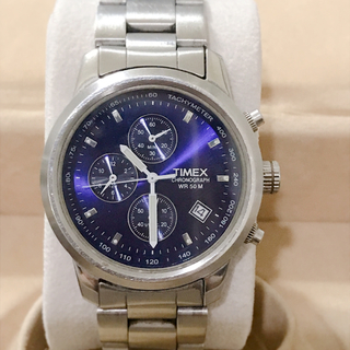 TIMEX - TIMEX  クロノグラフ 腕時計