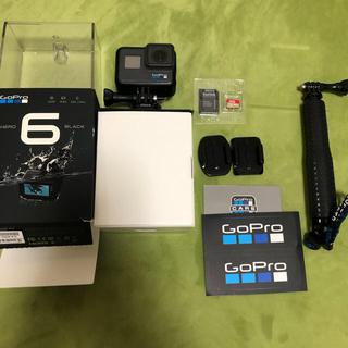 ゴープロ(GoPro)のgopro hero 6(コンパクトデジタルカメラ)