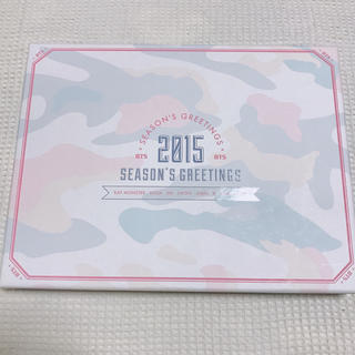 防弾少年団(BTS) - BTS Season's Greetings 2015 シーグリ