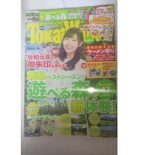 カドカワショテン(角川書店)の東海ウォーカー6月号(地図/旅行ガイド)