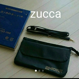 ZUCCa - 《新品》ズッカのポシェット