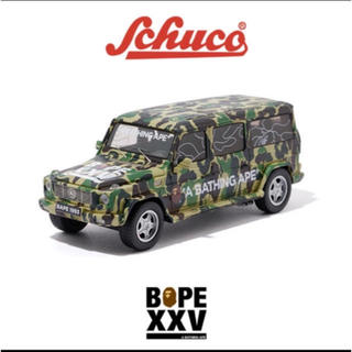 A BATHING APE - A bathing ape  x SCHUCO G550L 25周年記念モデル
