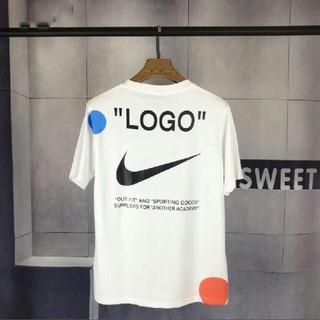 OFF-WHITE - OFFWHITE Tシャツ男女兼用