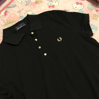 FRED PERRY - 美品(*・ω・*)フレッドペリー  バックフレアポロシャツ♪ワンポイント