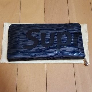 Supreme - 💞新品未使用💞 LOUIS VUITTON×Supreme 財布