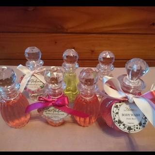 フランフラン(Francfranc)の香水瓶 バス バブルバス&ボディウォッシュ フランフラン パフューム(入浴剤/バスソルト)