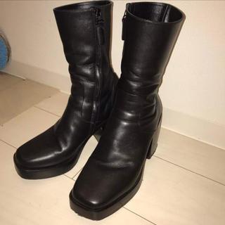 Balenciaga - BALENCIAGA 17ss ブーツ