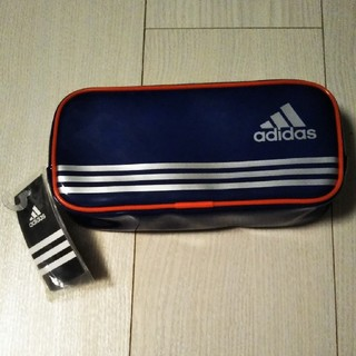 adidas - アディダス エナメルラインペンケース