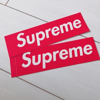 Supreme - 新品未使用 シュプリーム ステッカー