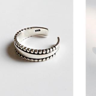 シルバー925リング#1(リング(指輪))