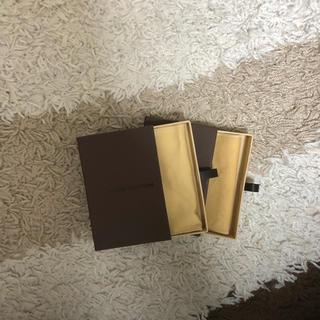 ルイヴィトン(LOUIS VUITTON)のルイヴィトン空箱(小物入れ)