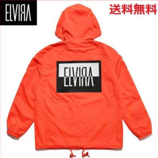 希少 elvira BREAK TAPE HOOD JACKET