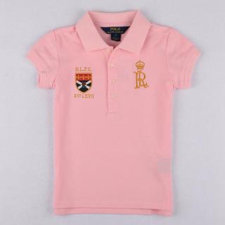 ラルフローレン(Ralph Lauren)のラルフローレン ピンク 95(ワンピース)
