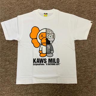 アベイシングエイプ(A BATHING APE)のBAPE originalfake マイロ 人体模型 Tシャツ(Tシャツ/カットソー(半袖/袖なし))