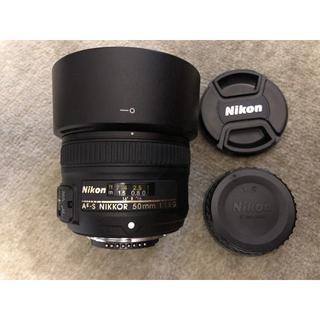 Nikon -  Nikon AF-S 50mm F1.8 G フルサイズ対応