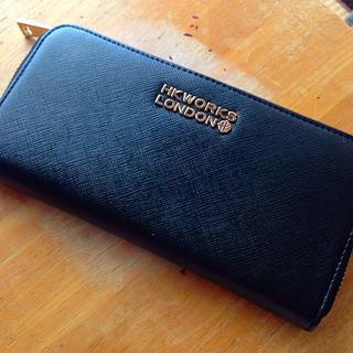 シマムラ(しまむら)のHK WORKS LONDON長財布(財布)