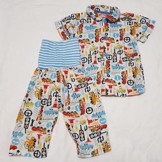 Disney - ディズニー カーズ 半袖パジャマ