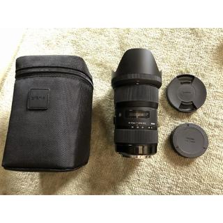 SIGMA -  SIGMA Art 18-35mm F1.8 DC HSM Canon EF用